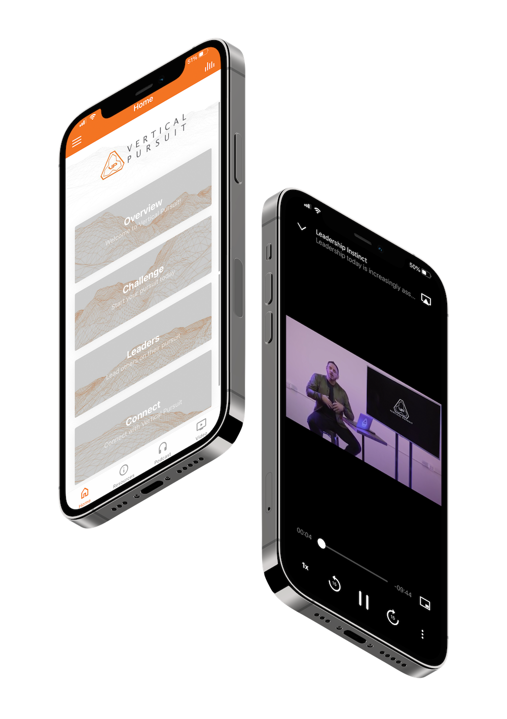Vertical-Pursuit-App